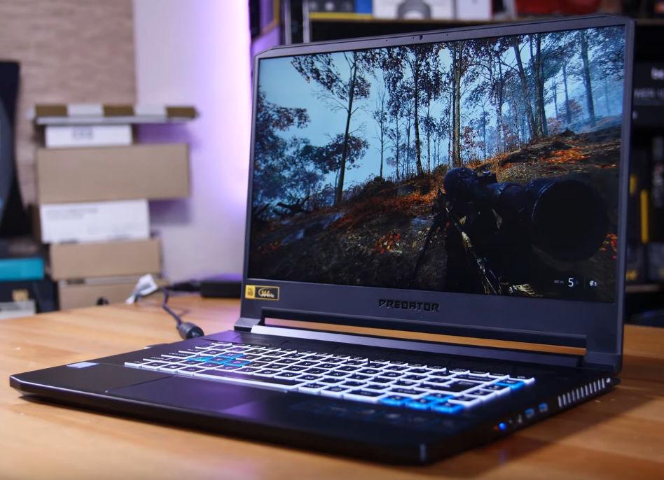 Acer Triton 300 Gaming Notebook