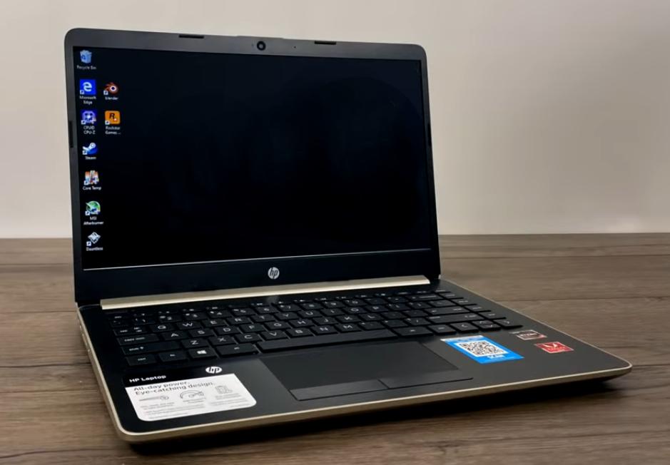 HP 14 gaming notebook
