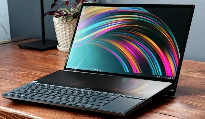 Asus Zembook Pro Duo Touchscreen Laptop