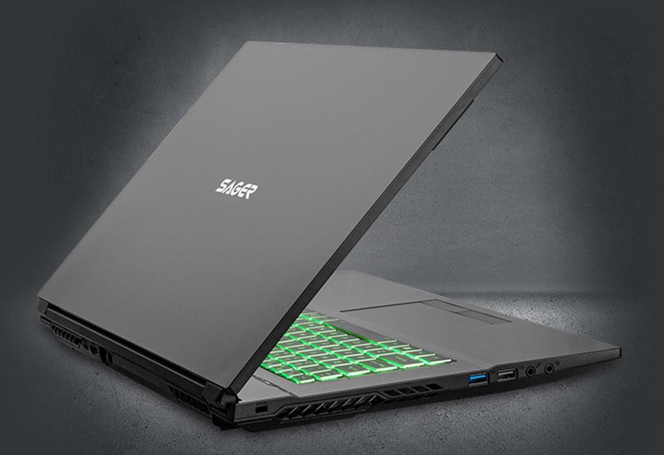 Sager gaming laptop for under 1500 USD
